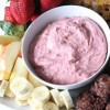 Strawberry Fruit Dip