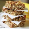 Banana, Oat & Quinoa Bars