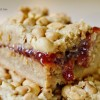 Peanut Butter & Jelly Bars