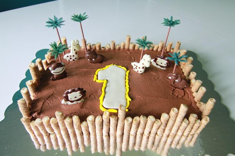 1st Birthday Cake DessertedPlanetcom