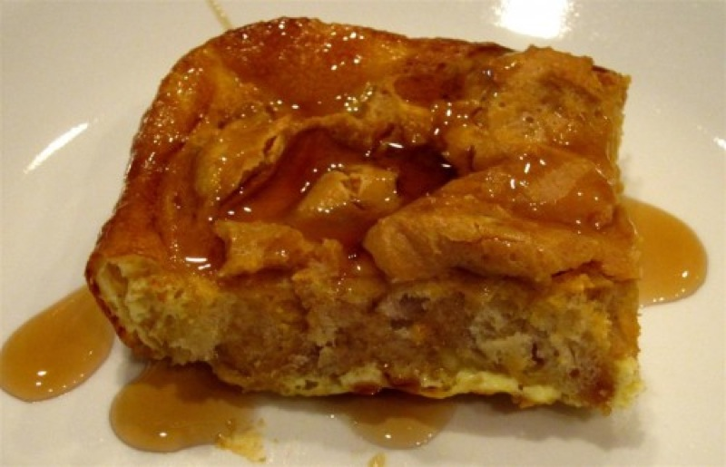 Pumpkin Pie Stuffed French Toast – DessertedPlanet.com