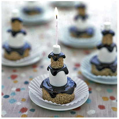 New Year's Eve Party Mini Desserts – DessertedPlanet.com