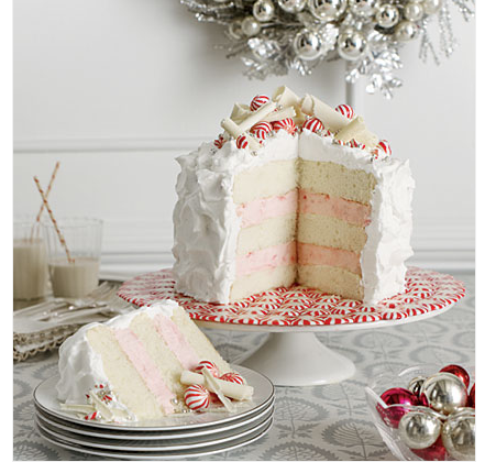 ... frozen peppermint cake recipes dishmaps frozen peppermint cake