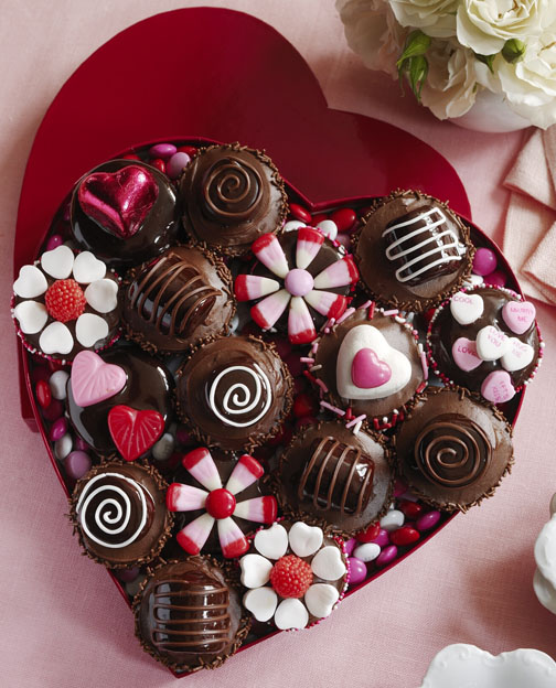 valentine's day cupcakes – dessertedplanet, Ideas