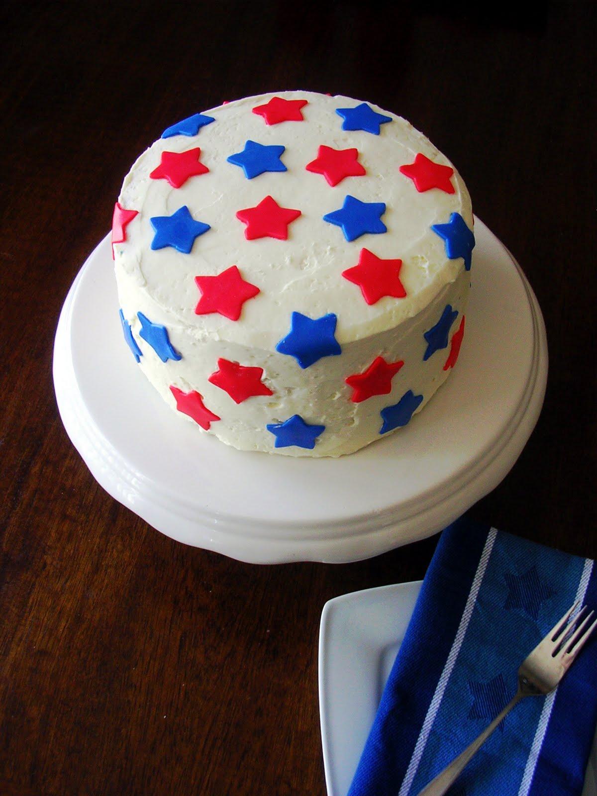 July 4th Cakes Dessertedplanet Com