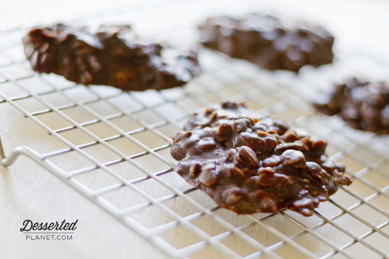 Healthy No-Bake Cookies