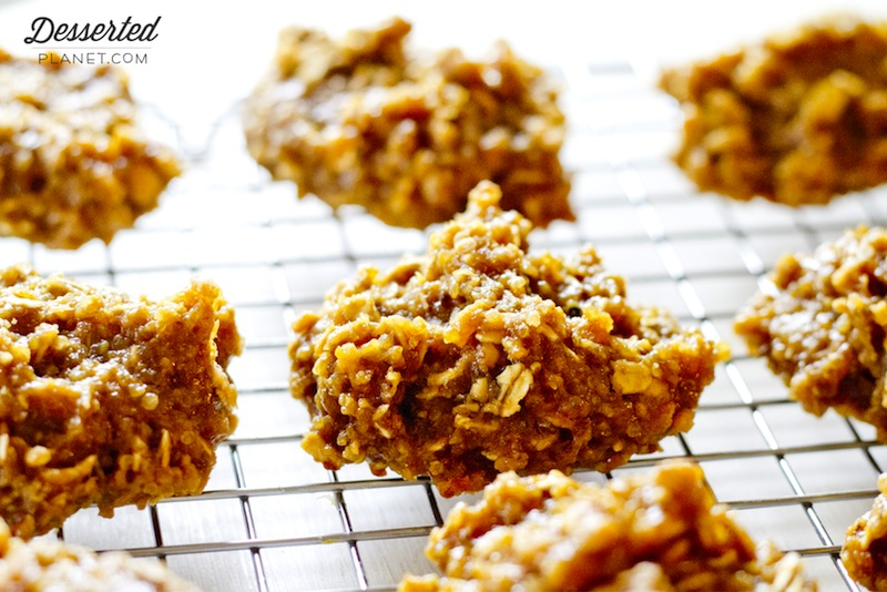 Peanut Butter and Banana Quinoa Cookies 2
