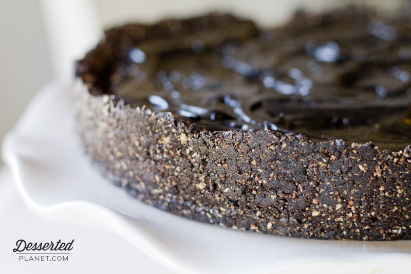 Chocolate Fudge Tart 1