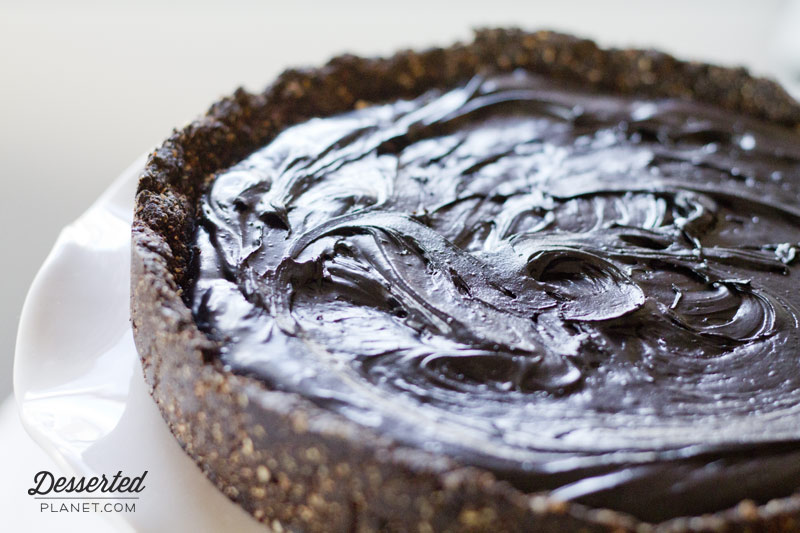 Chocolate Fudge Tart 2