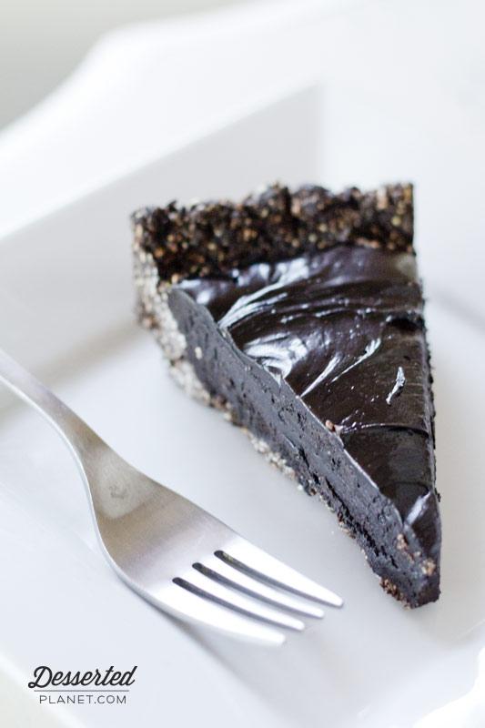 Chocolate Fudge Tart 5