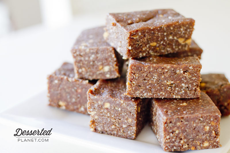 Gluten-Free Chocolate PEanut Butter Protein Power Bars