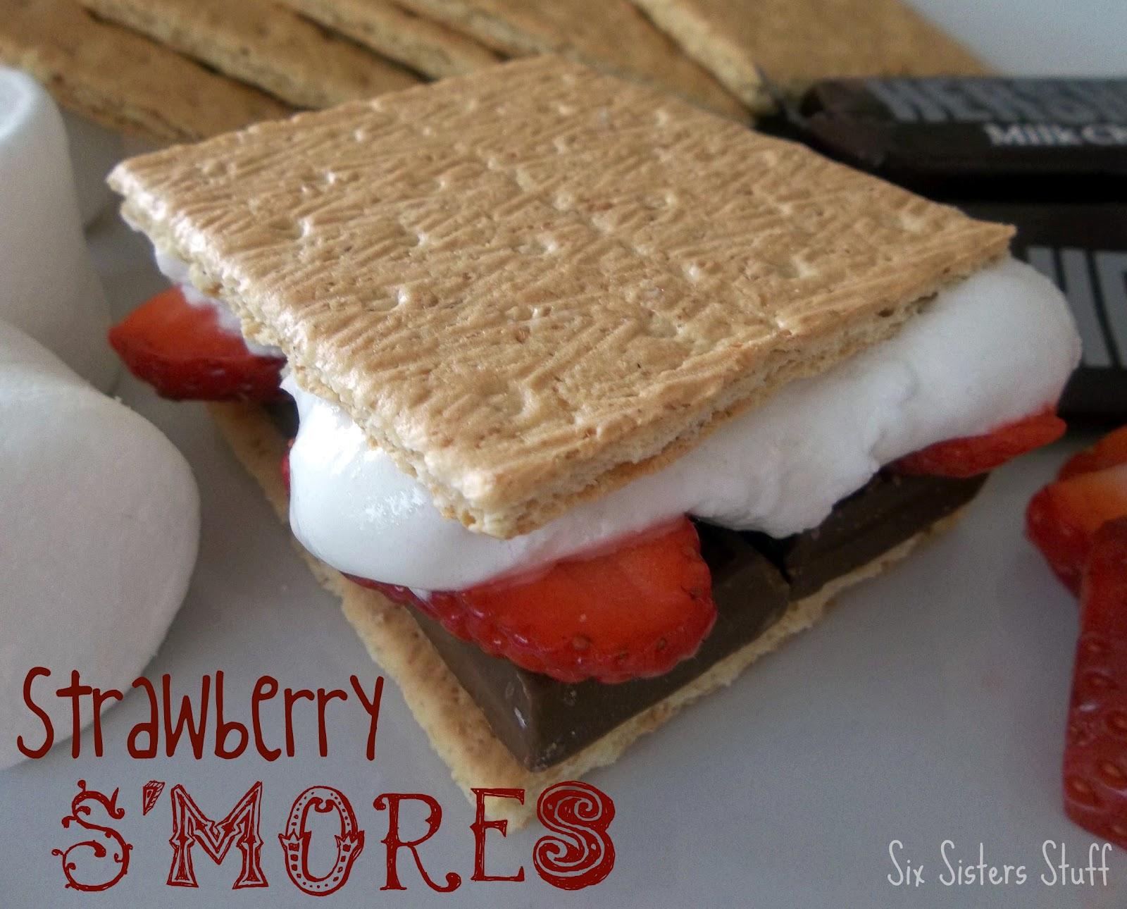 strawberry+smores
