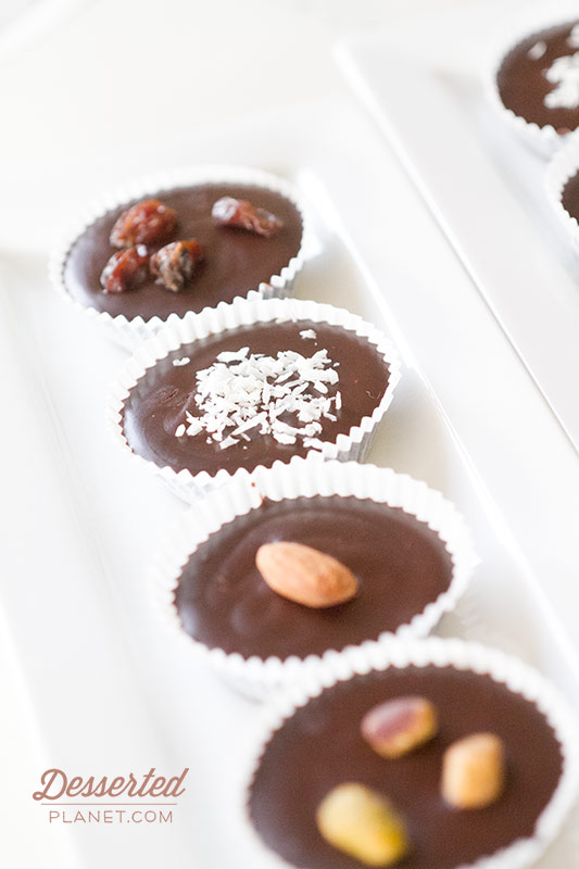 Chocolate Candy Cups