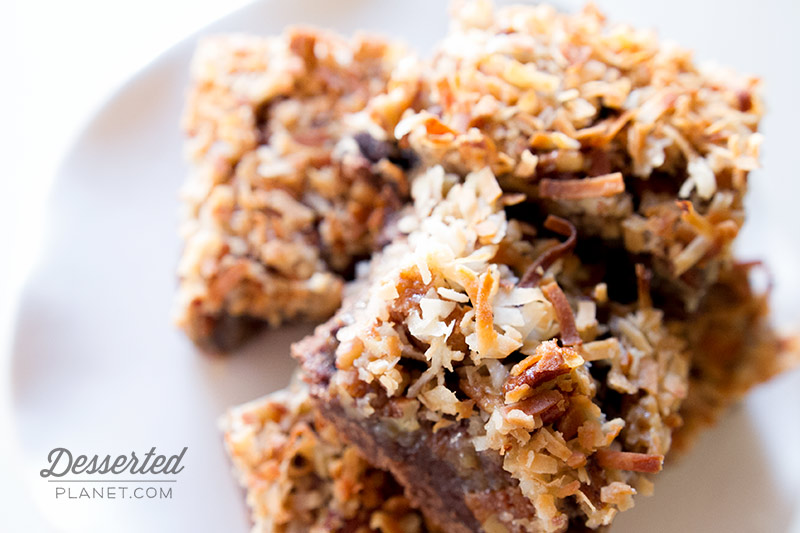 German Chocolate Pecan Pie Bars 3