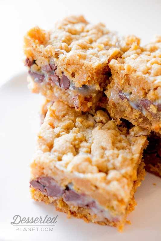 Peanut Butter Gooey Bar