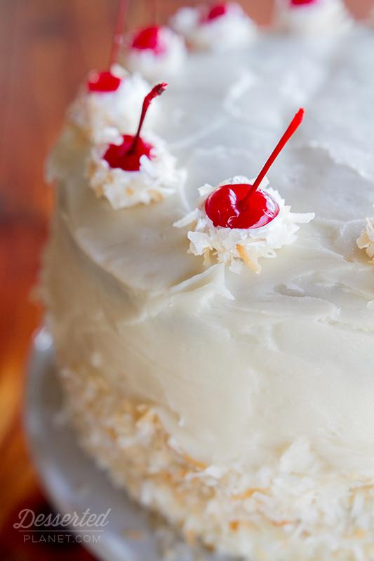 Cake Cherries