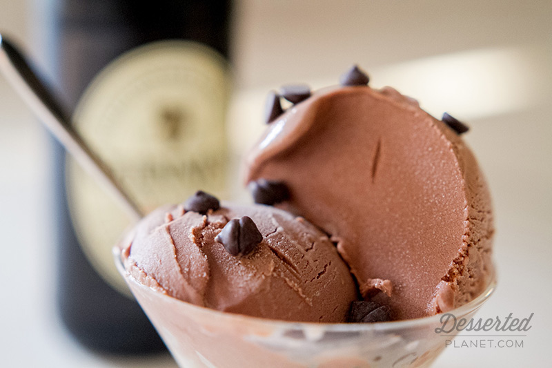 Guinness Dark Chocolate Ice Cream 2