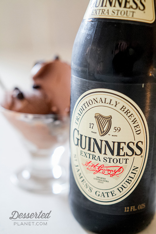 Guinness Dark Chocolate Ice Cream 3