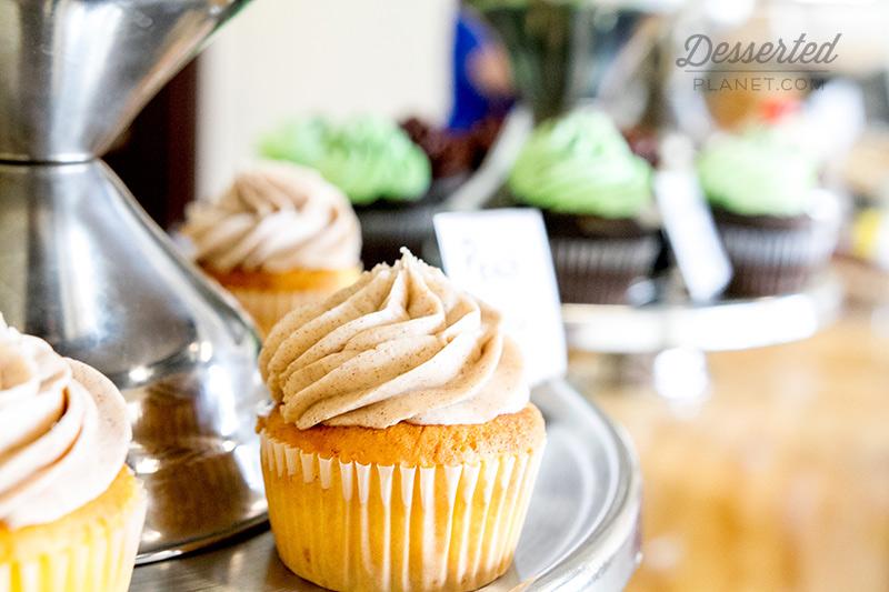 Peanut Butter Cupcakse