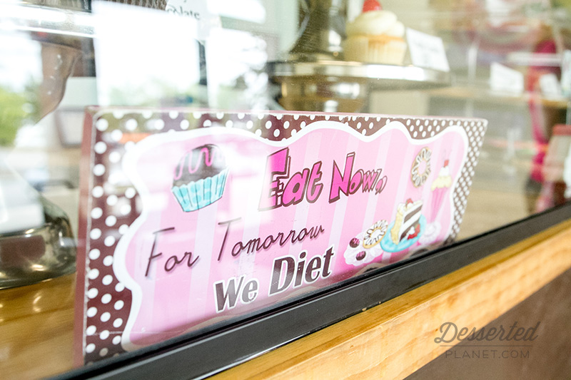 The Sweet Tooth Bakery Case