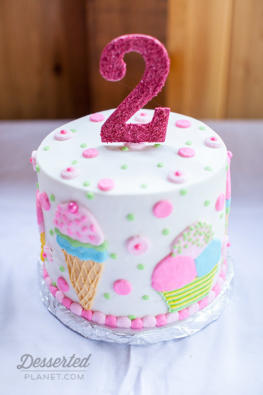 Ice-Cream-Theme-Birthday-Cake